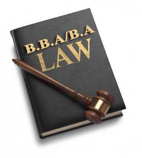 BBA-LLB Admission Procedure